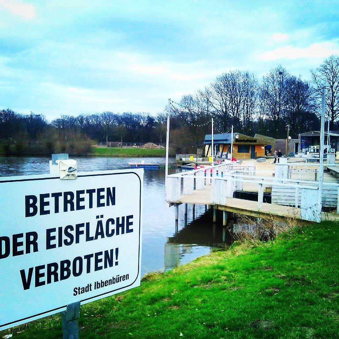 #ibbenbüren #ibbgoesbeach #aasee